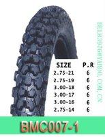 Cross Motorcycle Tyre 2.75-21