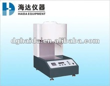 High quality of plastic melt flow testing machine for PP and PE