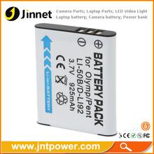 High Quality camcorder Camera Battery Pack for OLYMPUS LI-50B D-Li92 VW-VBX090 DB-100