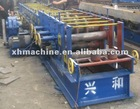 XH- C shape/purline/type cold roll forming machine for steel