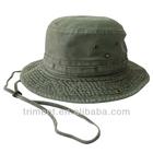 good quality cotton fashion fishing bucket hat