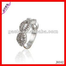 Accpet samll quantity fashion mens stone rings wholesale