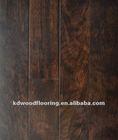 Ebony dark wood engineered wood flooring