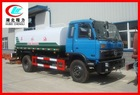 Dongfeng 4X2 stainless steel water tank truck 8000liter water tanker for sale