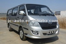 D5 newface flat roof lengthed mini bus made in china jincheng