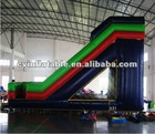 giant inflatable pirate ship slide,commercial inflatable slide