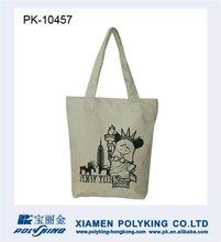 2012 Fashion 14oz canvas handbag