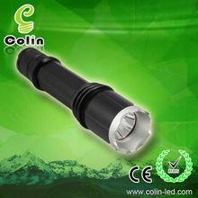 High Power Aluminum ultra bright led flashlight