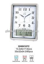 2013 Fashion Multi-function LCD Table/Desk Clock...(GH6H167C)
