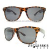 Cheap custom Promotional spectacle frame/fashion Sunglasses/wayfarer glasses Factory Custom design sunglasses