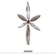 (b051908)fashion accessories,cheap best flower brooch pin