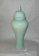 WRYKB84 home decor home celadon ginger jar