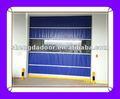Automatique / télécommande / roulement haute vitesse / roll up floding porte / industrielle porte de l'entrepôt