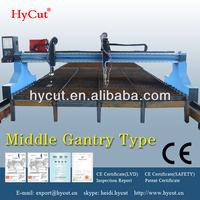 Multi-cutting torch Gantry Flame Plasma Cutting Machine