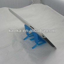 foldable Mobile phone holder for iPad/iPad2 iPhone Galaxy Tab and all Tablets PCs