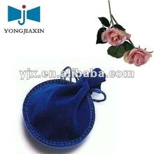 custom velvet gift bag pouch for jewelry