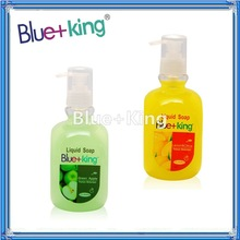 500ml Blue-King Liquid Soap Apple & Lemon