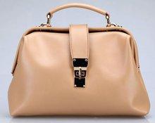 2012 Fashion women leather vintage doctor handbags