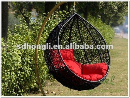 jardim suspenso pod cadeira e cadeira de vime