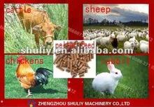 Chicken/Pig/Cow Feed Pellet Making Machine 008615238618639