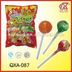 10g Fruit Lollipop Sweet Candy