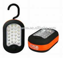 TB-244 24+3 LED Work Light with Hook & Magnet