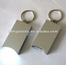 HY1265 item LED Plastic Keychain Promotional Gift