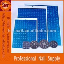 2012 Hotsale Nail art stamping image plate
