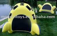 2012 newly PVC inflatable towable ski tube