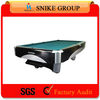 Wholesale Sports Table Game 9ft Solid Wood Billiard Table Ball Return (Billiard Ball, Cue, Accessories)