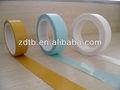 Haut papier enduit de silicone latéral de dégagement du double un de papier d'emballage de qualité