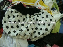 Summer used clothes, wholesale used clothing