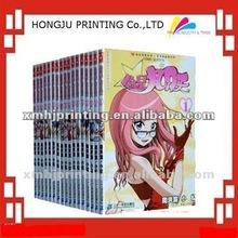fumetto colorato stampadellibro servizio