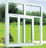88 series upvc sliding window