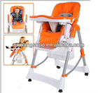 Europen standard baby dining chair,baby high chair/baby feeding chair/baby chair