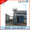 Hydraulic lifting machine/electric motorcycle lift table