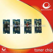 laser printer Bizhub C203/253 reset toner cartridge for Minolta c253 chip