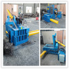 Factory direct supply waste scrap compress machine