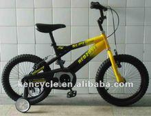 16 inch Hi-Ten frame Bmx bik/bicicleta/dirtjump bmx/andnaor para crianca/ SY-BM1673