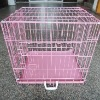 Metal Wire Small Dog Cage