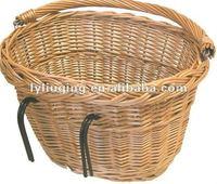 willow bicycle basket