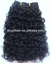 8-40 inch kanekalon synthetic hair of deep wave