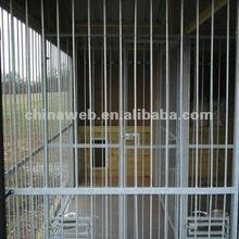 round steel bar welding dog cage