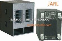 professional wooden speaker PASSIVE OR ACTIVE.SUBWOOFER