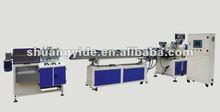2/3 color SJ25 Single screw plastic extrusion machine/drink straw making machine/straw production line