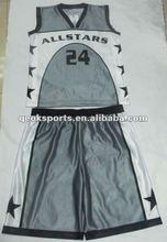 Basketball jersey and basketball shorts design