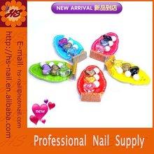 2012 nueva llegada metálico crack esmalte de uñas