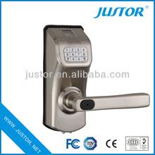 more security digital door lock for wooden and glass door ez0113a