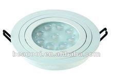 2012 Hot sell Aluminum LED Floor Light 9W