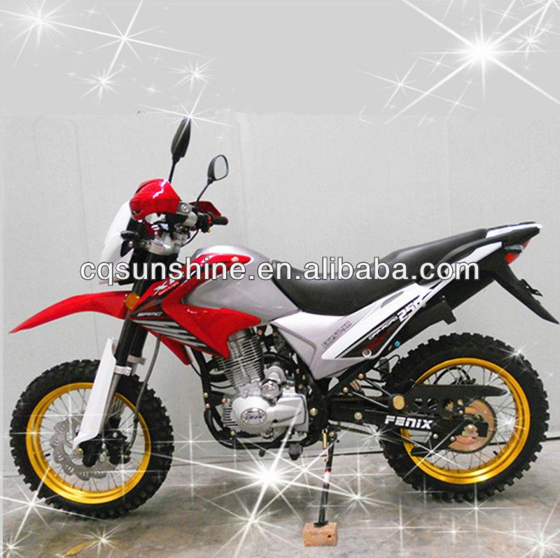 2012 new hot model 150cc 200cc 250cc 300cc dirtbike SX250GY-9